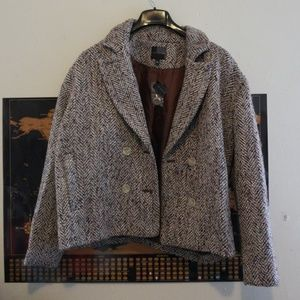 """Nice comfortable overcoat by """"The Limited"""""""
